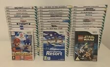 Nintendo Wii Games - Pick Up Your Games - FREE P&P PAL