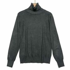 Sweater T-shirt Pullover Tops Long Sleeve Solid Turtleneck sweater Casual