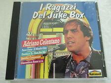 I RAGAZZI DEL JUKE BOX-Adriano Celentano-CAROSELLO CD NO IFPI Full silver