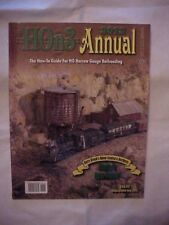 2012 Magazine Book, HON3 ANNUAL; HO Narrow Gauge MODEL RAILROADING