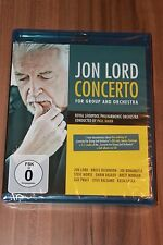 Jon Lord - Concerto For Group And Orchestra (2013)(Blu-ray)(0208185ERE)(Neu+OVP)