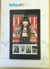 """Kobo Arc 7 HD 7"""" 32GB Android Tablet With NVIDIA Tegra 3 Processor"""