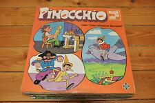 Pinocchio - Das hölzerne Bengele - Teldec Hörspiel Album Vinyl LP