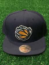 Memphis Grizzlies Mitchell & Ness Snapback Hat
