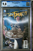 Batman And Robin #23.1 Two Face #1 CGC 9.8 DC Comics 2013