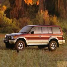 Mitsubishi Pajero 1991-1999 Repair Manual Workshop Service