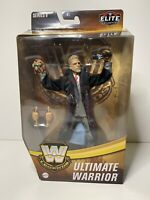 WWE ELITE COLLECTION SERIES 8 ACTION FIGURE ULTIMATE WARRIOR TARGET EXCLUSIVE