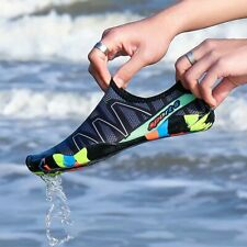 Size 28-46 Unisex Sneakers Swimming Shoes Quick-Drying Aqua Shoes and children W