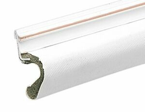"""Frost King DS7W/25 Replacement Door Seal for Kerfed Millwork Doors, 1"""" x 7 Feet"""