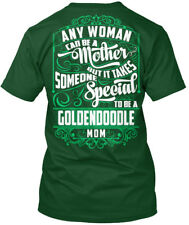 Off-the-rack Goldendoodle Mom Funny Gift Hanes Tagless Hanes Tagless Tee T-Shirt