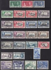 FALKLAND IS 1937-68 LOVELY FINE USED COLLECTION, CAT £145+ (66 STAMPS)