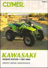 Kawasaki KSF250 Mojave ATV Repair Manual 1987-2004