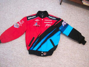 Nascar Winston Cup Series  Johnny Benson, Jr. 10 Valvaline Racing Jacket XS New