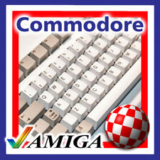 COMMODORE AMIGA 600 KEYBOARD REPLACEMENT KEYS CAP