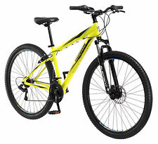 "29"" Mongoose Men's Torment Mountain Bike, Yellow"