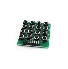 16-fach Taster 4x4 Tastatur-Matrix-Modul für Arduino und Raspberry Pi,  1St.