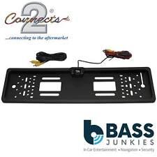 CITROEN C2,C3,C4,C5,C8 Rear Car Reversing Parking Number Plate Colour Camera