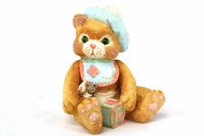 Calico Kittens A Bundle Of Love Baby Boy Kitten Figurine #628433 Nib