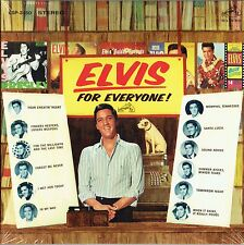 Elvis Presley - ELVIS FOR EVERYONE  - FTD 129 New / Sealed CD