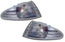 Ford Mondeo Mk1 1993-1996 Clear Front Indicator Pair Left & Right