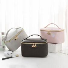 Zipper Make Up Bag Wash Toiletry Bags Travel Cosmetic Bag Makeup Organizer