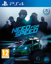 Need for Speed PS4 *in Excellent Condition*
