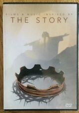 New & Sealed DVD Films & Music Inspiried By The Story (2011) Christian