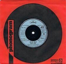 DAVID ESSEX Imperial Wizard Vinyl Record 7 Inch Mercury 6007 202 1979 EX