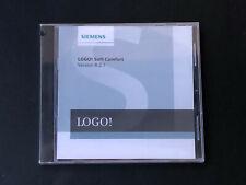 Siemens LOGO SOFT COMPFORT V8.2.1 PROGRAMM SOFTWARE ORIGINAL 6ED1058-0BA08-0YA1