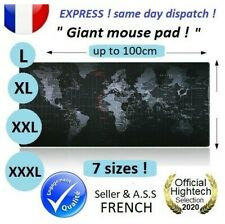 2020 Speed Game Giant Large Size Mouse Pad Mat Laptop Gaming Mousepad World Map
