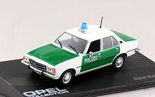 OPEL Rekord D Baujahr 1972-1977 Polizei 1 43 IXO ALTAYA