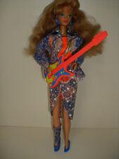 Barbie Disco Midge 1990 Mattel Puppe Spielzeug für Mädchen selten  mit Zubehör