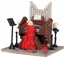 Lemax 63551 PHANTOM OF THE OPERA Spooky Town Table Accent Halloween O Retired I