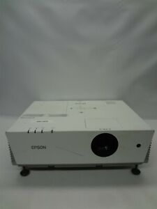 Epson 6110i 600:1 3500 ANSI Lumens 3LCD Video Projector w/Lamp *No Remote*
