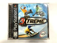 3xtreme 3 Xtreme Extreme (Sony Playstation 1 PS1) Game Complete CIB Tested!