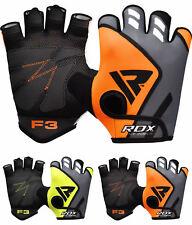 RDX Gants de Musculation Sport Haltérophilie Fitness Gym Entrainement Aptitude F
