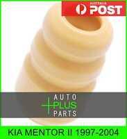Fits KIA MENTOR II Front Bumper Bump Stop Rubber Spring