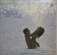CARLOS CAMPOS & ORQUESTA -1974 SELF TITLED- MEXICAN LP CHEESECAKE COVER