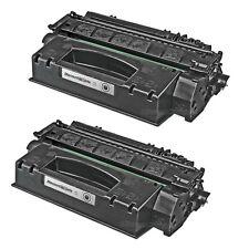 2pk Q7553X Toner Cartridge for HP LaserJet P2015 P2015d P2015dn P2015x 53x 7553x