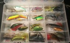 Fishing Lures Bass Trout Lot 2