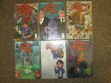 LOT 6 AUNTIE AGAHTA'S HOME FOR WAYWARD RABBITS 1 2 3 4 5 6 SET - NM