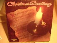 Christmas Greetings CSS 1433 / Stereo