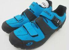 New! Giro Men's Terraduro Mountain Biking Shoes Size 13.5 US, 48 EU Blue/Black