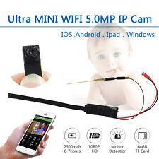 Z7S Mini 1080P HD Wireless WiFi IP Camera Module IOS Android DVR Spy DIY Hidden