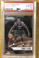 2016-17 Panini Prizm Caris LeVert #165 PSA 10 RC Rookie Card GEM MT Nets