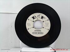 LILLIAN BROOKS -(45)- WHITE LABEL PROMO  DANSERO / TONY BALONEY - B AND F - 1960