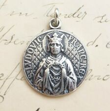 St Louis Medal - Sterling Silver Replica