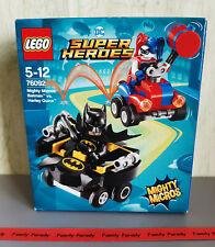 Lego 76092 Marvel Mighty Batman de Micros VS Harley Quinn