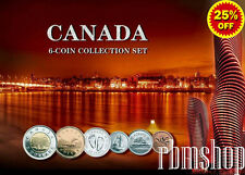NEW CANADA COIN FOLDER / HOLDER BEAUTIFUL CANADIAN GIFT / SOUVENIR TAX INCLUDED
