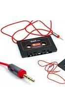 Cassette Car Stereo Tape Adapter for iPod iPhone MP3 AUX CD Player 3.5mm